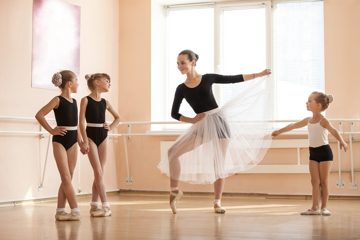 How Children's Ballet Classes Provide Long-term Fitness Benefits