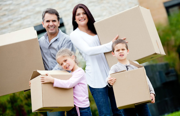 7 Tricks That Will Make Moving Houses with A Baby Less Stressful