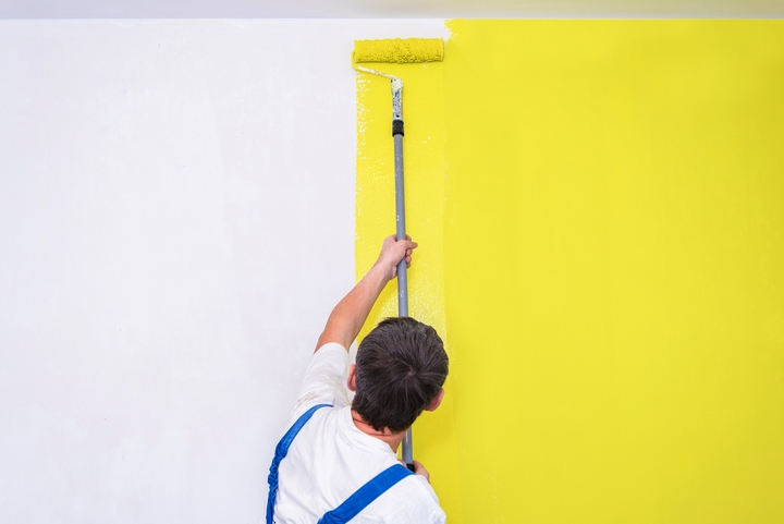 5 Types of Home Painting Services or Related Activities